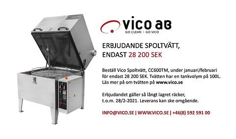 Vico AB CC600TM 2020