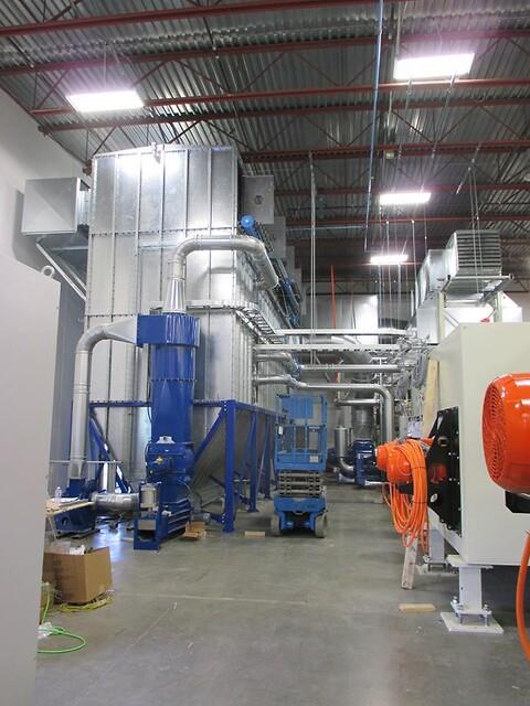 Komplette anlæg fra Berg Industri Service