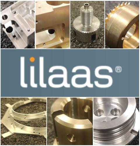 Lilaas AS produserer og leverer presisjonsmekanikk