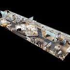 Virtuelt Showroom doll house view