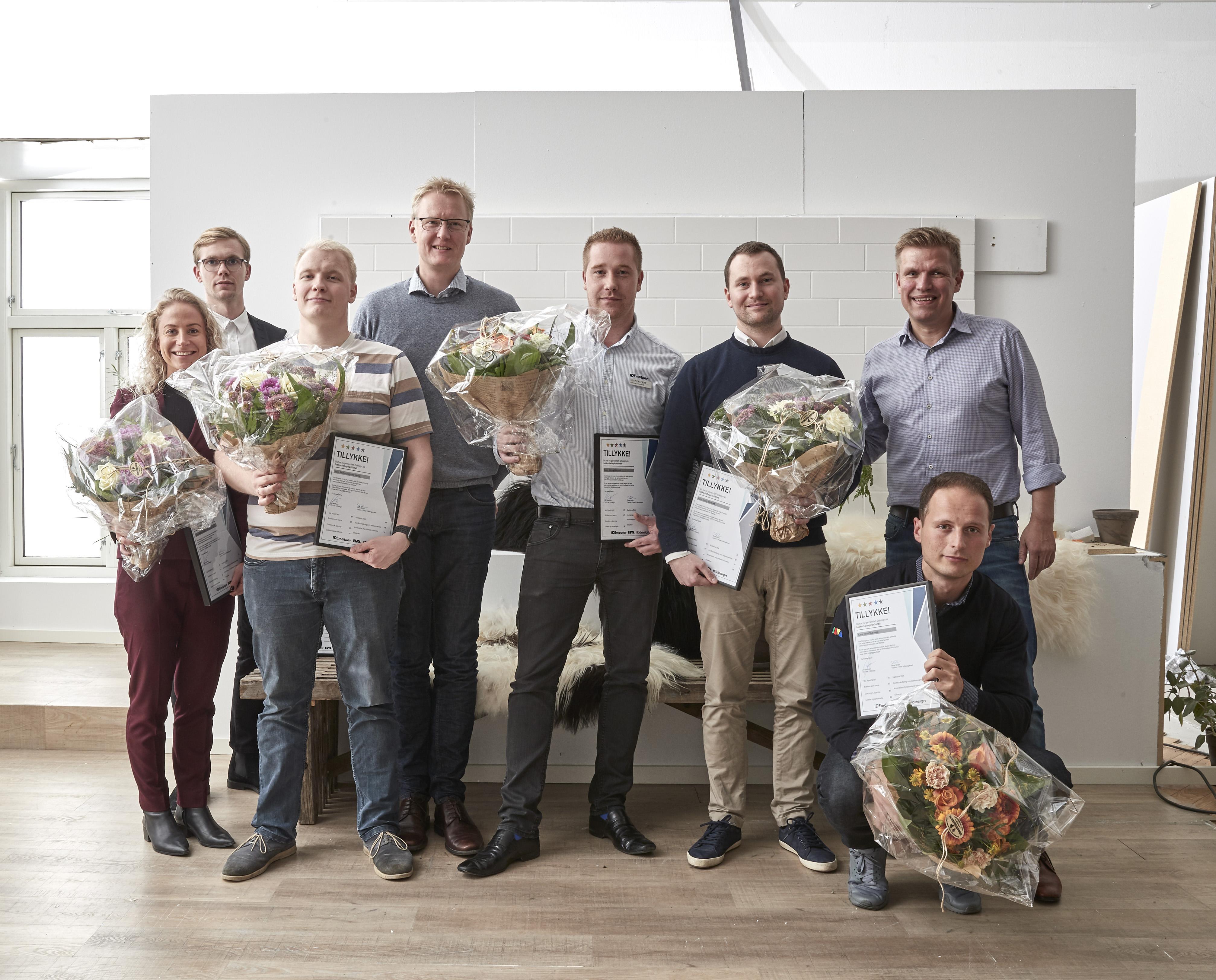 Mega Kædeselskab uddanner her sine egne nye butikschefer - Wood Supply DK NM19