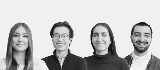 Nye praktikanter hos DOMUS arkitekter