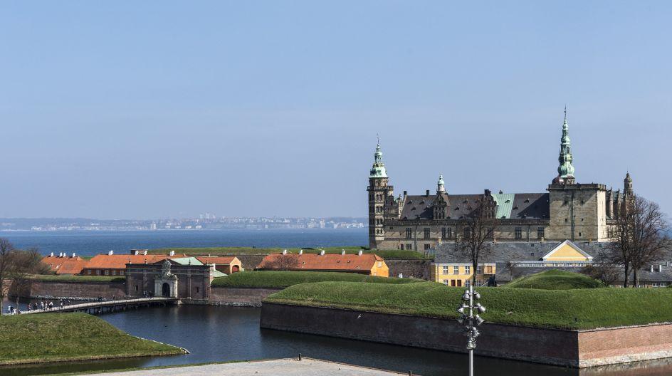 mødesteder sjælland kronborg slot adresse