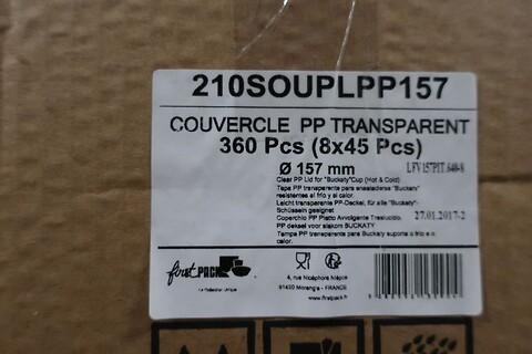 2880 stk. låg firstpack 210SOUPLPP57