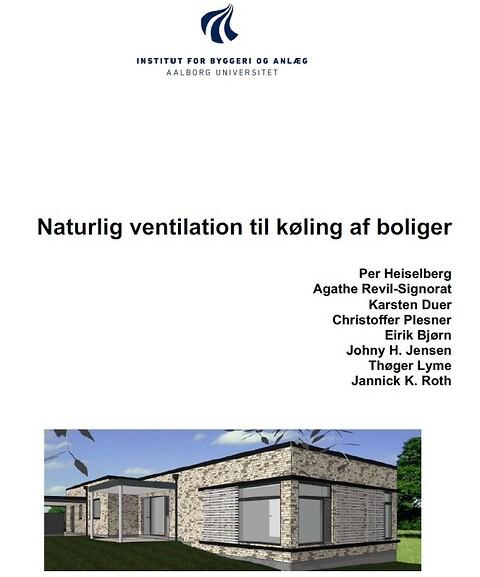 Guide: Sådan køles boliger med naturlig ventilation - Naturlig ventilation til køling af boliger