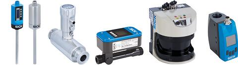 Pålidelig og nøjagtig – flowmåleteknik -  SICKs flowmålere arbejder effektivt og sikkert