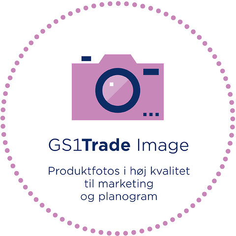 GS1Trade Image: Marketing- og planogramfotos