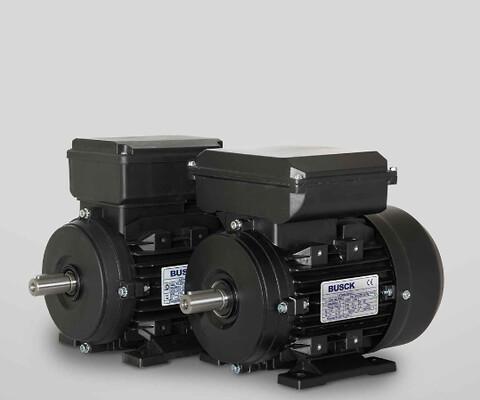 1-fasede motorer