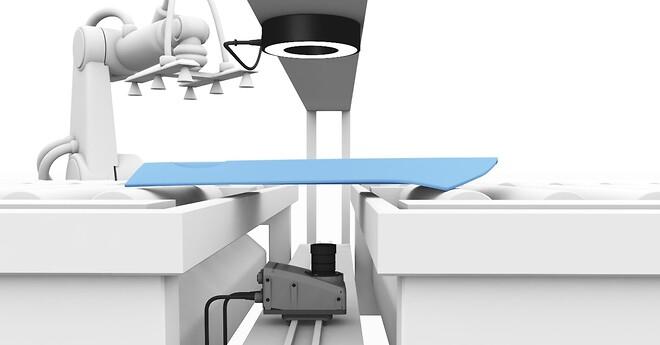 SmartCamera, automation, Balluff