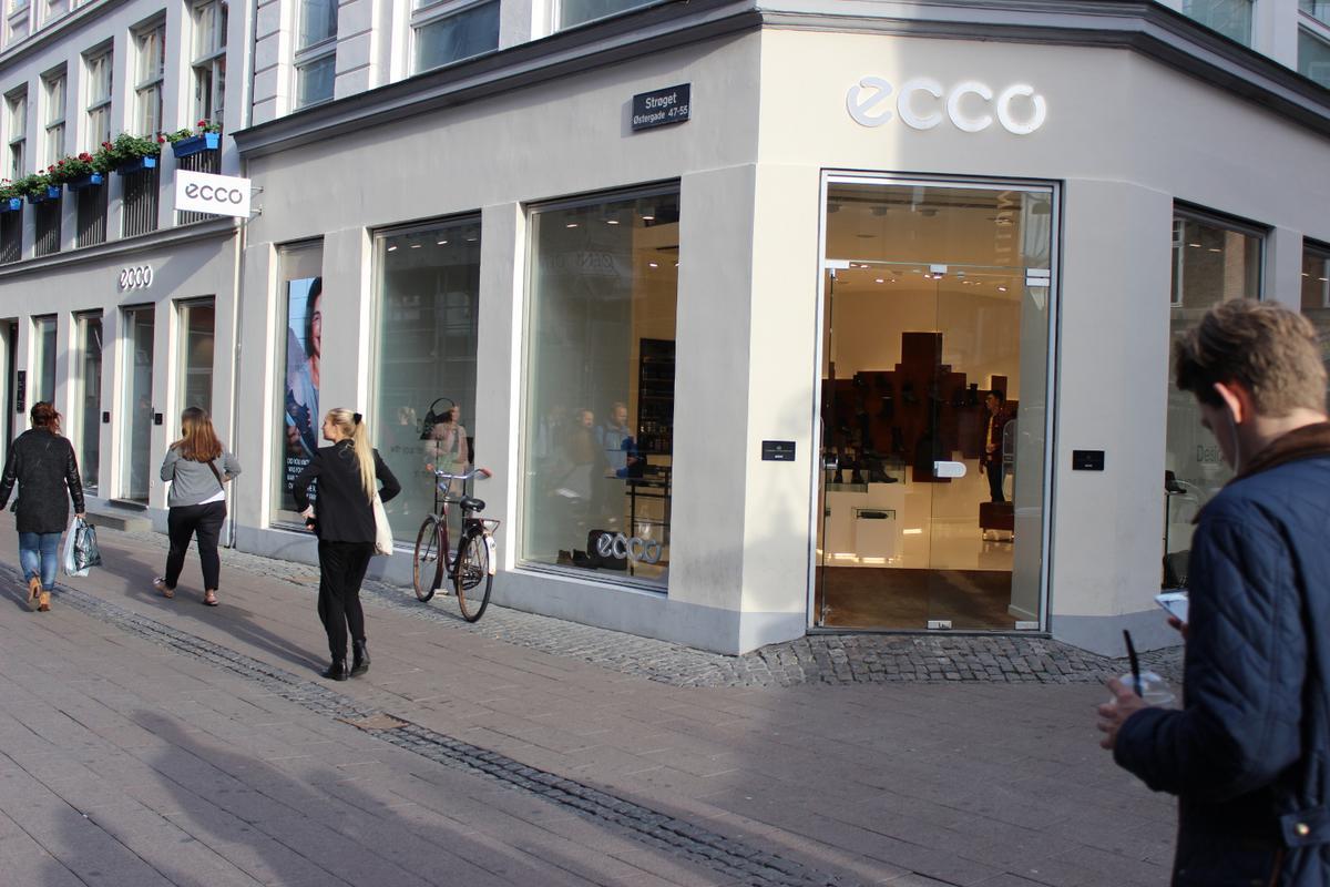 Ecco tjener stort på samarbejde med Amazon og Alibaba