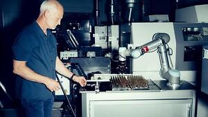 Robotter er nøglen til lokal produktion