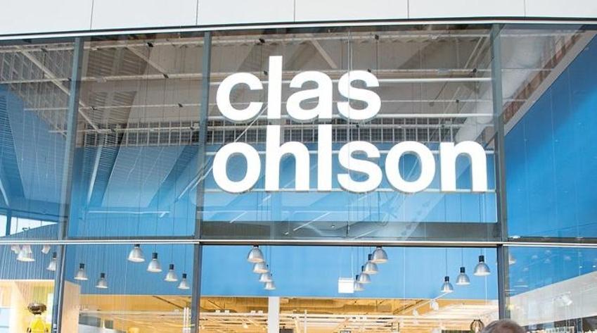 Full fart online för Clas Ohlson