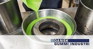 Formstøbt polyurethan løsninger Dansk Gummi Industri PUR