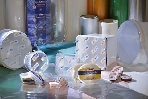 HOT-Seal - folie til forsegling af bægre og spande  - LEEB: HOT-Seal - folie til forsegling af bægre og spande