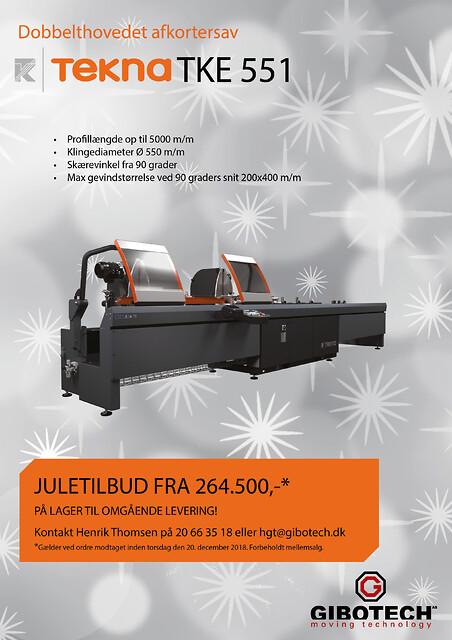 TEKNA TKE 551 2018