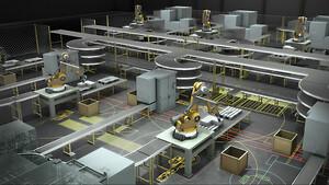 Autodesk Inventor Factory Design kursus hos Invnet A/S