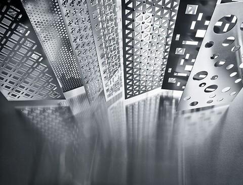 Dekorativ perforering - RMIG Dekorative Mønstre\n