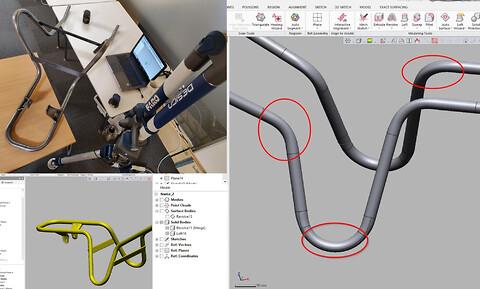 3D laserscanning sikrer tolerancerne ved EJV Tooling A/S