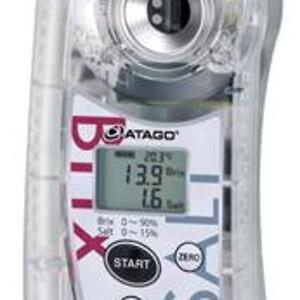 PAL salt og brix refraktometer