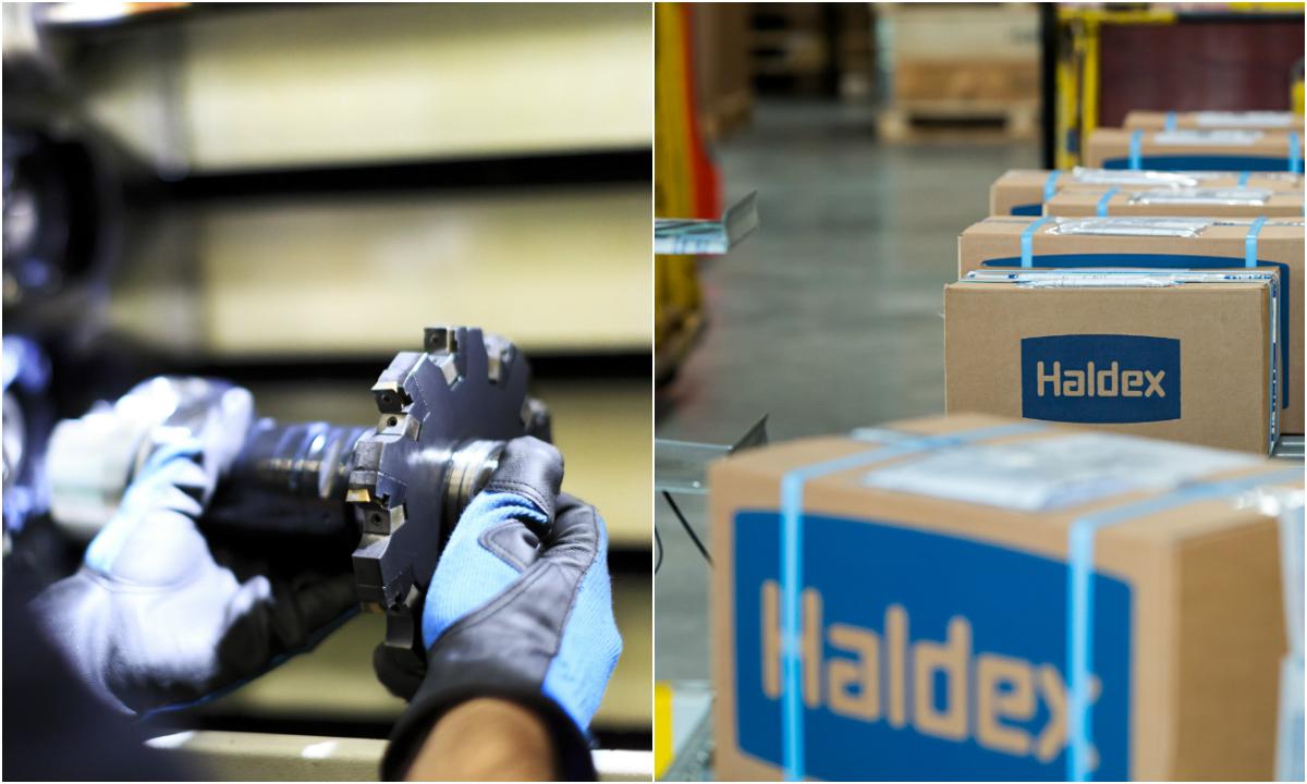 Haldex Aktie