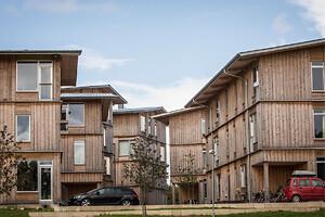Fremtidens bæredygtige almene bolig på Lisbjerg Bakke