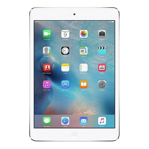Apple ipad 6 2018 32GB wifi + cellular (sølv) - grade c - tablet