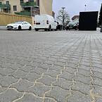 Bæredygtigt byggeri - belægningssten - CO2 reduceret byggemateriale