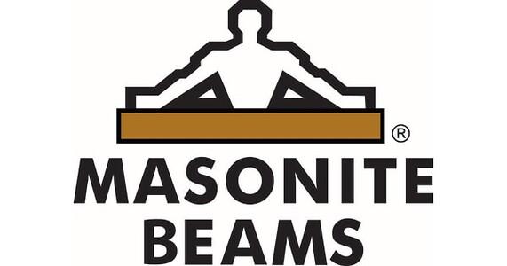 Masonite Beams