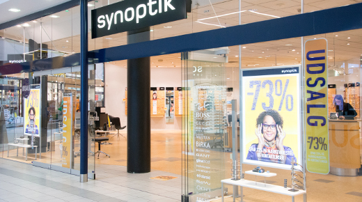 00719eeadcea Synoptik i Randers udlåner sportslinser til skiferien - RetailNews