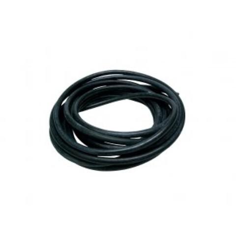 Fortynder resistent slange 10x17mm sort