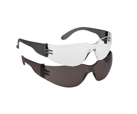 Sikkerhedsbrille, Wrap Around - briller sikkerhedsbriller beskyttelsesbriller øjenværn øjenbeskyttelse værnemidler