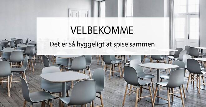 kantine kontor kantineindretning kantinemøbler indretning erhverv