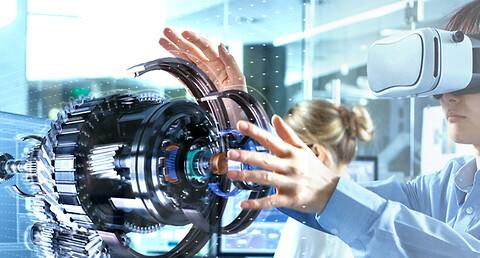 Ge produktutvecklingen en extra dimension med VR & AR