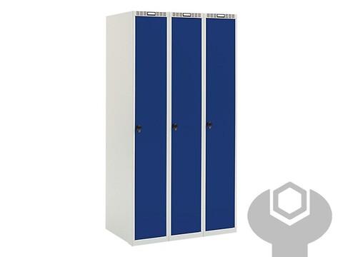 Garderobeskab G31-3055 standard