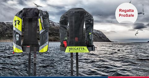 Er du godt nok sikret når du er ute og arbeider på sjøen?