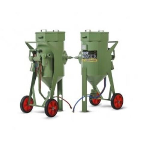 Blæsebeholder, BlastRazor Z-50RC med fjernstyring
