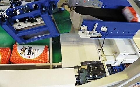 NORDAC FLEX til dynamisk positionering af gearmotorer