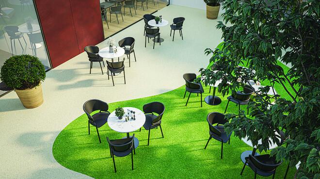 Altro lanserar specialtryckta golv som ger miljöer en personlig touch.