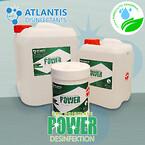 ATLANTIS POWER Desinfektion - Den originale