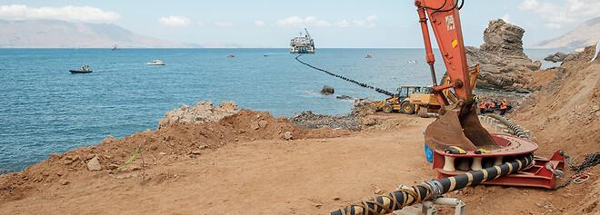 IPTO forbindelse mellem Kreta og det græske fastland