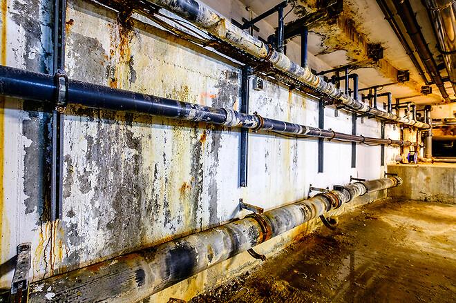 Beskyt dine betonkonstruktioner med betonbeskyttelseslinere fra GPA
