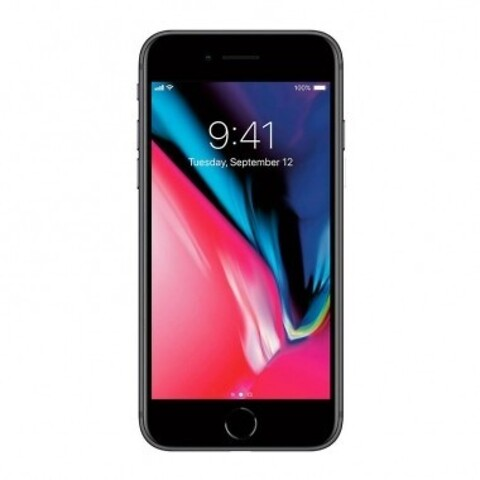 Apple iPhone 8 Plus 256GB (Space Gray) - Grade B - mobiltelefon