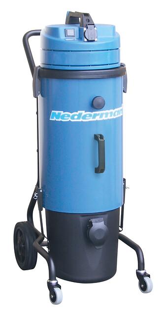 Nederman P160 I - Elektrisk industristøvsuger fra Norclean AS