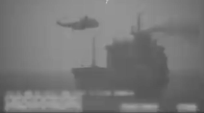 USA: Iran har beslaglagt græsk tankskib