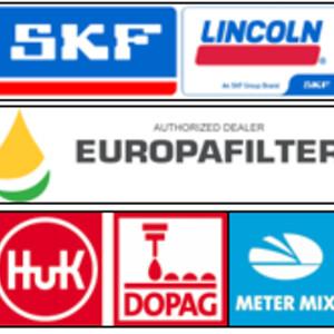 Norsecraft Tec AS, SKF Lincoln - Sentralsmøring og Europafilter Oil Cleaning systems til norsk industri