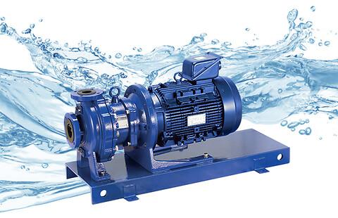IWAKI Sverige utökar MDM-serien med två nya kraftfulla pumpstorlekar - Nya magnetdrivna pumpar från IWAKI