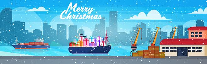 Glædelig jul fra alle os på Seacat Schmeding - Vi er klar til at hjælpe dig over helligdagene