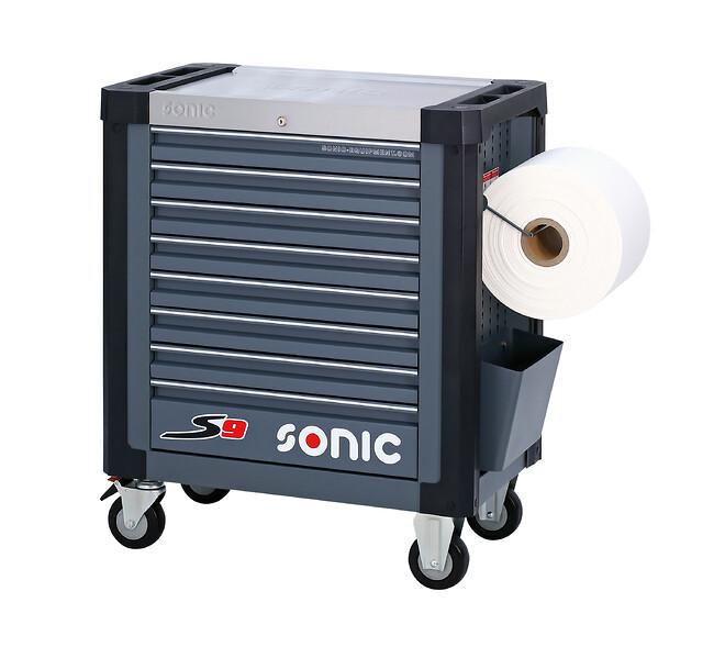 SONIC værkstedsvogn S9