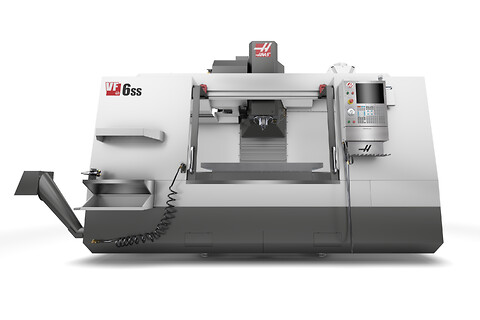 HAAS Automation, Inc. VF-6SS