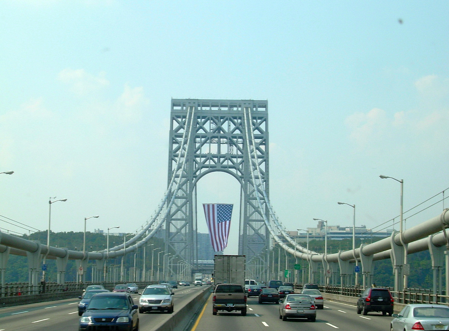 Skanska bygger om new york bro